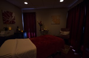 Sanctuary Spa Treatment Room