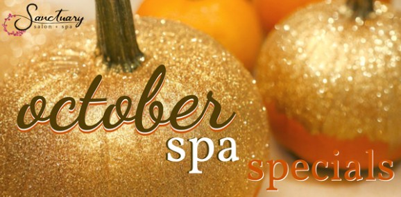 images of october spa specials