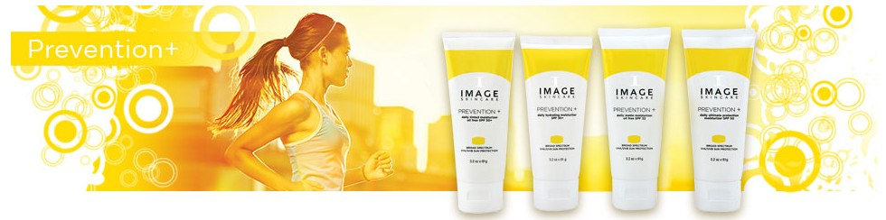 image skincare's prevention+ product line