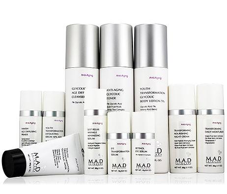 image of M.A. Dermaceuticals skincare